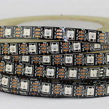 WS2812b DC5V Pixel RGB led strip, 5M 300LED300IC SMD5050 Non Waterproof