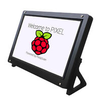 "7"" USB HDMI IPS LCD Display Capacitive Touch Screen 1024x600 For Raspberry Pi"
