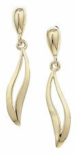 Unbranded Yellow Gold Drop/Dangle Fine Earrings without Stones
