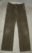 John Varvatos Men's Boot Cut Gray Washed Distressed Classic Jeans sz 48 31 x 33