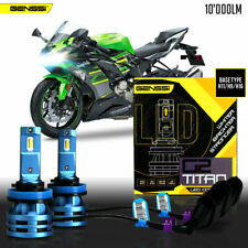 G2 TITAN LED Headlight Kit Bulbs for Kawasaki ZX600 Ninja ZX-6R 2007-2012 ZX14