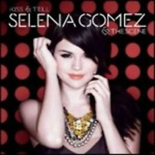 SELENA GOMEZ - KISS & TELL  CD POP-ROCK INTERNAZIONALE