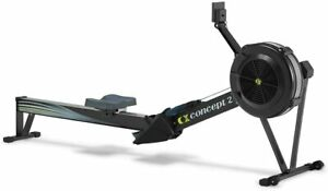 Concept2 Model D Indoor Rowing Machine with PM5 Performance Monitor Black NEW