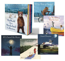 The World Is a Wonderland Collection by Nancy Tillman (Box Set) FREE ship $35