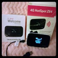 T-Mobile Z64 4G HOTSPOT  HIGH SPEED INTERNET
