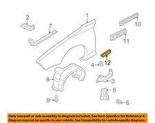 Chevrolet GM OEM 93-02 Camaro EXTERIOR TRIM-FENDER-Body side mldg Right 88892066