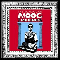 THE BONGOLIAN - MOOG MAXIMUS   VINYL LP + MP3 NEU