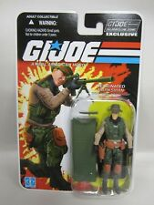 G.I. JOE COLLECTOR'S 6.0 CLUB EXCLUSIVE FSS 25TH CROSSHAIR ACTION FIGURE MOC NEW