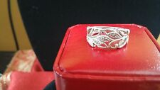 Vintage 925 sterling silver band ring. Size 6.5