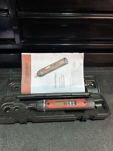 Snap On Digital Angle Torque Wrench