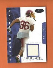 2003 HOT PROSPECTS RC TAYLOR JACOBS JERSEY #d 242/750 WASHINGTON REDSKINS