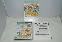 NEW ! PlayStation 2 Tales of Fandom 2 w/ card game Japan PS PS2 factory sealed