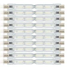 10 X PHILIPS Eco BARRE halogène 118mm 160W= 200W R7S Bâton source d'éclaraige