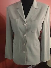 Arden B. Taupe Blazer Size 6 Career Wear to Work Fully Lined