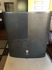 JBL JRX-518S Powered Subwoofer Metal Front Grill With Illuminated Logo