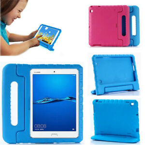 Kids EVA Foam Shockproof Stand Cover For Huawei MediaPad T3 T5 10 M3 M5 8 Tablet