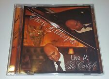 Live at the Carlyle by Chris Gillespie (CD, 2007, Deep Company) FOLK