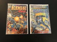 Edge Comic Book Lot