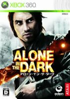 USED Xbox 360 Alone in the Dark 09067 JAPAN IMPORT
