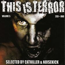 This Is Terror 5 - 2CD Box + DVD - HARDCORE GABBER