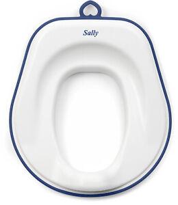 Separett Sally Child Seat [Trim Colour: White with Blue Trim]