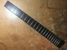 Rosewood Fingerboard Recycled, Dots Installed, Fretted