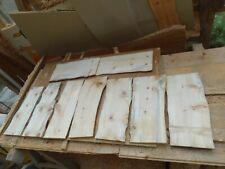 Zirbenholz 9 Stück Brettchen   (2)