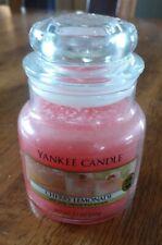 "Yankee Candle Company ""Cherry Lemonade"" 3.7 oz. - Small Jar - NEW"