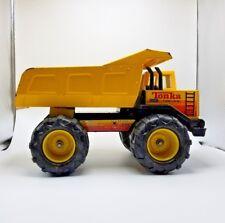 Vintage TONKA Metal Dump Truck XMB-975 Turbo Diesel