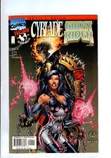 Cyblade / Ghost Rider #1 (Jan 1997, Marvel) HIGH GRADE