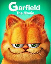 Garfield The Movie Digital HD ~ 2015 Brand New
