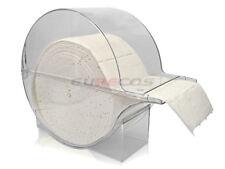 Padspender Zellettenspender Universalspender aus Acryl glasklar leer