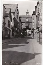 East Gate & Clock, TOTNES, Devon - Walter Scott RP