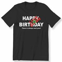 Happy Birthday There is Always Next Year Lockdown Pale Pink Socks X6N1168