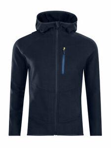 Berghaus Verdon Hooded Fleece Women's Dark Blue Size 8 NEW RRP £75