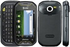 Pantech Crossover P8000 Unlocked Black Android Smartphone Silder QWERTY - FRB