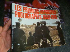 Premiers Reporters Photographes 1848 1914 Ancienne Photographies Daguerrotype