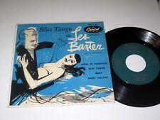 45rpm EP w/Jacket LES BAXTER Blue Tango CAPITOL EAP-1-447