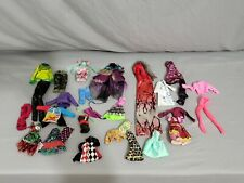 Monster High Ever after High Doll Clothing Lot or for OOAK 28 pieces