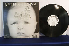 Keith And Donna, Round Records RX 104, 1975, Blues, Rock