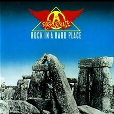 Aerosmith - Rock In A Hard Place (CD - 1993 original)