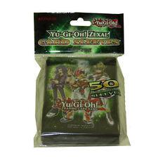 Trading Card Supplies - Konami DECK PROTECTORS - ZEXAL (50 pack - Small) - New