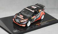 IXO Ford Fiesta RS WRC Monte Carlo Rally 2012 Solberg & Minor RAM495 1/43 NEW