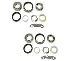 Pair Set of 2 Rear SKF Wheel Bearings For Mercedes R107 W123 W126 W115 W116