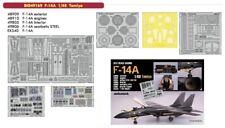 Eduard 1/48 Grumman F-14A TOMCAT BIG-ED Set # 49169