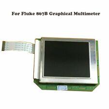 Lcd Display Screen Panel Replace Repair Part For Fluke 867b Graphical Multimeter