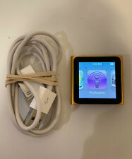 Apple iPod nano 6th Generation Orange (8 GB)