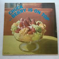 "CHUCK BERRY- "" IS ON TOP"" RARE NM LP CHESS RECORDS LPS-1435 HIGH FIDELITY"