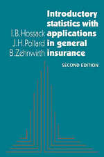 Introductory Statistics with Applications in General Insurance-ExLibrary