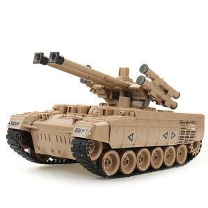 YH Toys YH410J26 1/20 27MHZ Electric Battle RC Tank for Russian BMPT RTR Model